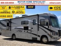 This RV measures approximately 31 feet 10 inches in