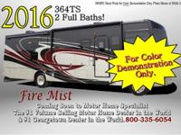 2016 Forest River Georgetown 364TS Bunk House 2 Baths