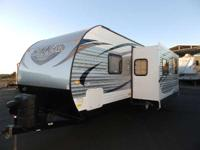 2016 Forest River SALEM 26 TBUD 1 SLIDE FRONT SLEEPER