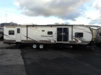 Pre-Owned 2016 Forest River RV Wildwood 36 BHBS Travel