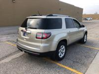 This outstanding example of a 2016 GMC Acadia SLE is
