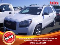 ** ACADIA AWD SLE-2 ** GREAT SHAPE >>>>> NICELY