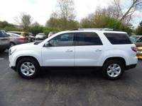 Look at this 2016 GMC Acadia SLE. Its Automatic