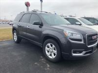 2016 GMC Acadia SLE-2 Iridium Metallic 3-DAY MONEY BACK