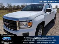 ONE OWNER!! Like New GMC Canyon! Low Miles! Great