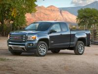 Quicksilver Metallic 2016 GMC Canyon  2.5L I4 DI DOHC