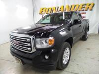 Come see this 2016 GMC Canyon 2WD SLE. Its Automatic