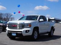 This 2016 GMC Canyon 4WD SLE is complete with