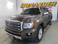 Look at this 2016 GMC Canyon 2WD SLT. Its Automatic