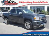 CARFAX 1-Owner, GMC Certified. REDUCED FROM $33,000!,