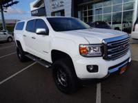 This 2016 GMC Canyon 4WD SLT will sell fast -Backup