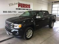 Options:  2016 Gmc Canyon Slt|Like Brand New **Leather