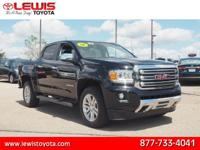 Options:  2016 Gmc Canyon Slt|4X4 Slt 4Dr Crew Cab 5