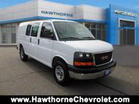 CERTIFIEDCarfax One Owner 2016 GMC Savana Cargo Van VAN