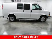 ONLY 8,809 MILES,PARATRANSIT COMPATABLE,CONVENIENCE