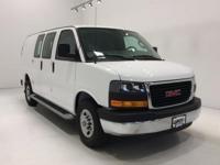 Options:  2016 Gmc Savana G2500 Work Van|White|*Power