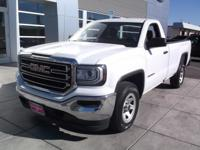 From city streets to back roads, this White 2016 GMC