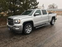 Look at this 2016 GMC Sierra 1500 SLT. Its Automatic