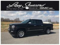 This GMC Sierra 1500 SLT is for the discerning driver