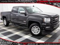 2016 GMC SIERRA 1500 SLT ONE NORTH CAROLINA OWNER!! ALL