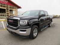Take on your day in our 2016 GMC Sierra 1500 Crew Cab