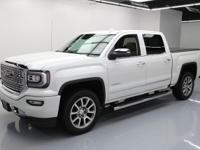 This awesome 2016 GMC Sierra 1500 4x4 comes loaded with