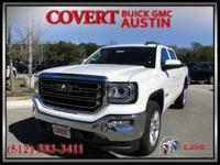 Drive home today in this GM CERTIFIED 2016 GMC Sierra