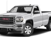 Options:  2016 Gmc Sierra 1500 Sle|Summit White 2016