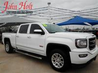 Options:  2016 Gmc Sierra 1500 Sle|Premium & Key