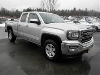 Your lucky day!! This 2016 GMC Sierra 1500 SLE has less