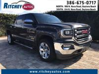 CERTIFIED PRE-OWNED 2016 GMC SIERRA 1500 SLT 2WD CREW