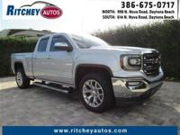 CERTIFIED PRE-OWNED 2016 GMC SIERRA 1500 SLT 2WD