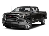 Options:  2016 Gmc Sierra 1500 Slt|Silver/|V8 5.3L