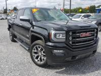 2016 GMC Sierra 1500 SLT. Serving the Greencastle,