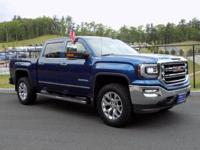 2016 GMC Sierra 1500 Crew Cab SLT 4 Wheel Drive With