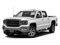 Options:  2016 Gmc Sierra 1500 Slt|Black/|V8 5.3L