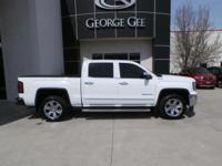 *Low Miles* *This 2016 GMC Sierra 1500 SLT* will sell