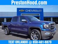 Options:  2016 Gmc Sierra 1500 Slt|Miles: 4023Color: