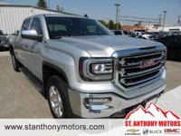 This 2016 GMC Sierra 1500 has a 5.3 liter 8 Cylinder
