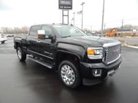 Options:  2016 Gmc Sierra 2500Hd Denali|Denali|4D Crew