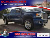 Options:  2016 Gmc Sierra 2500 Hd Denali| |Audible