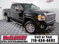 Luxury + Work Truck = Awesomeness! Duramax 6.6L V8