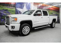*Rule the roads in this summit white 2016 GMC Sierra