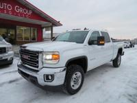 Options:  2016 Gmc Sierra 2500Hd Visit Auto Group