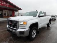 Options:  2016 Gmc Sierra 2500Hd Brought To You In