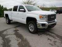 The GMC Sierra 2500HD takes you to an unparalleled