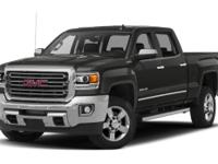 This 2016 GMC Sierra 2500HD SLT features a remote