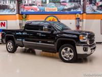 2016 GMC Sierra 2500HD SLT 4X4  Beautiful Black 2016
