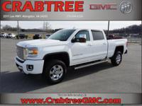 Options:  2016 Gmc Sierra 3500Hd Denali|4X4 Denali 4Dr