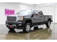 2016 GMC Sierra 3500 Denali Crew Cab Long Box 4X4 6.6